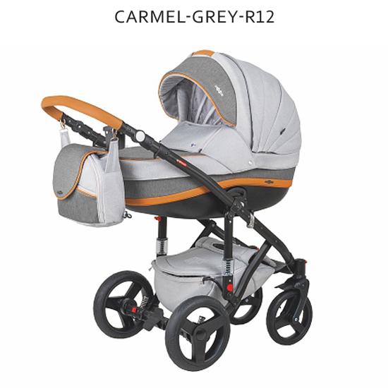 Obrazek VICCO Carmel/Grey R12 Wózek dziecięcy