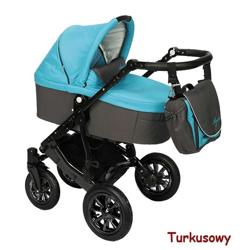 Obrazek Wózek AQUILLA PB niebieski