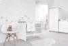 Obrazek PlusBaby CLASSIC Łóżko 120x60 białe