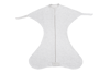 Obrazek Otulacz wiązany Medbest NIUNIU 0-3 m - szary XS (2,5-5,5 kg)