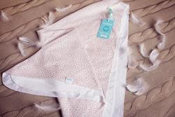 Obrazek Trój-warstwowy ręcznik dla wcześniaków i niemowląt SOFTIE beżowy