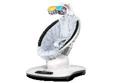Obrazek Leżaczek MAMAROO 4.0 Plush Silver
