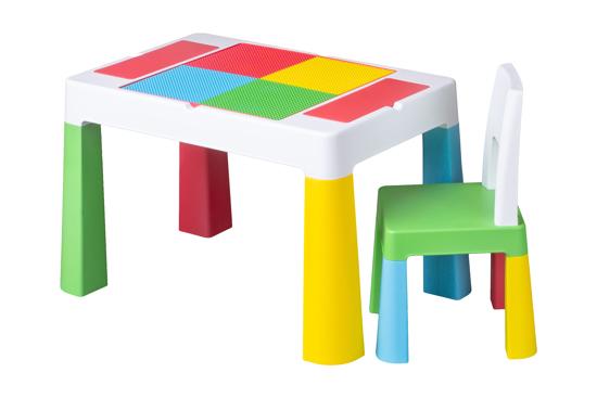 Obrazek Komplet MULTIFUN ECO multicolor