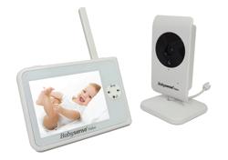 Obrazek Elektroniczna niania BabySense Video V35