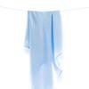 Obrazek Pielucha bambusowa - ZYGZAKI niebieskie