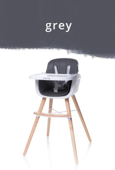 Obrazek Krzesełko SCANDI Grey