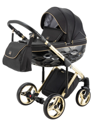 Obrazek CHANTAL Special C1 wózek dziecięcy