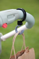 Obrazek Haczyki do wózka- Buggy Hooks
