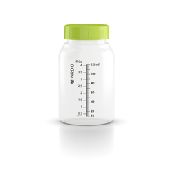 Obrazek Butelka sterylna 120 ml