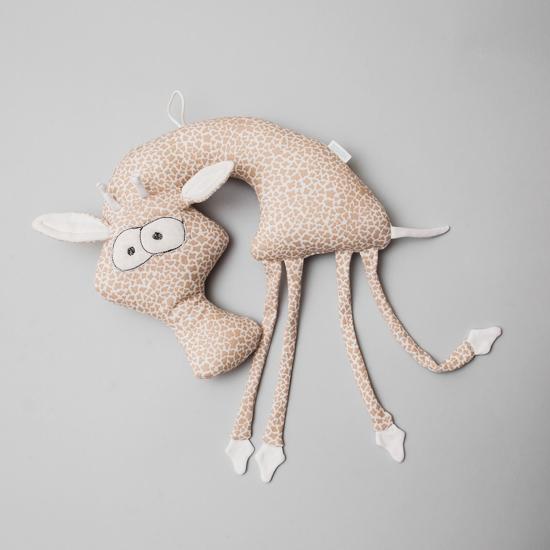 Obrazek Zabawka Żyrafka beżowa