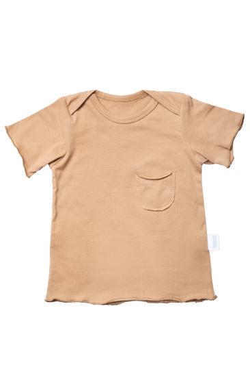 Obrazek Koszulka La Natura kawowy