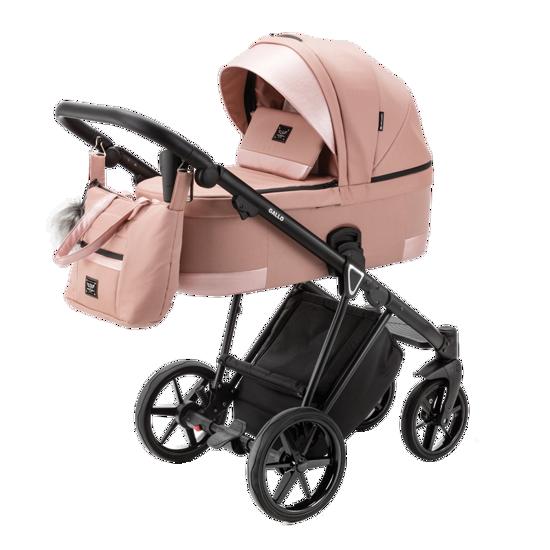 Obrazek GALLO GA-4 ROSE PINK wózek dziecięcy