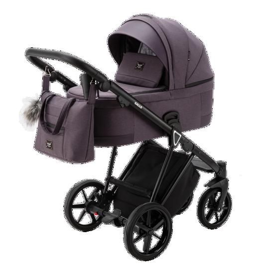 Obrazek GALLO GA-8 PLUM PERFECT wózek dziecięcy
