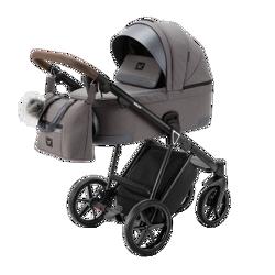 Obrazek GALLO GA-2 GREY QUARTZ wózek dziecięcy
