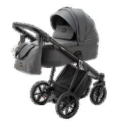 Obrazek GALLO GA-3 GRAPHITE wózek dziecięcy