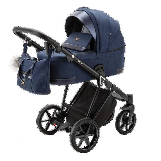 Obrazek GALLO GA-9 DEEP BLUE wózek dziecięcy
