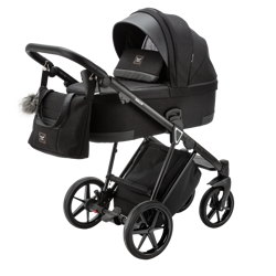 Obrazek GALLO GA-12 BLACK DIAMOND wózek dziecięcy