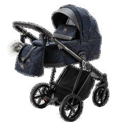 Obrazek GALLO GA-13 BLUE ORIENT wózek dziecięcy