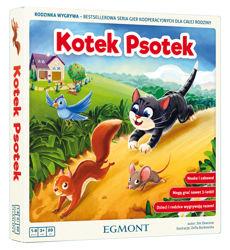Obrazek KOTEK PSOTEK