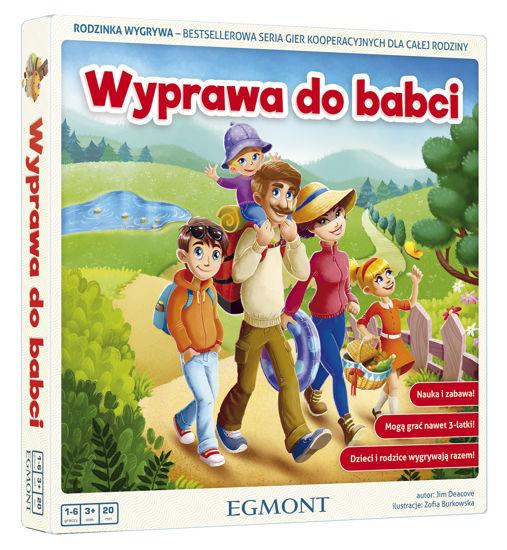 Obrazek WYPRAWA DO BABCI