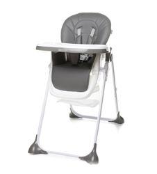 Obrazek Krzesełko do karmienia Decco grey