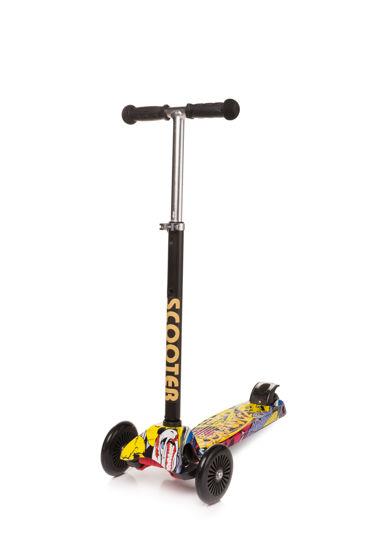 Obrazek Hulajnoga Mini Scooter - Yellow